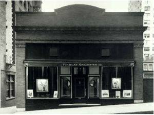 Findlay Galleries Kansas City 1920