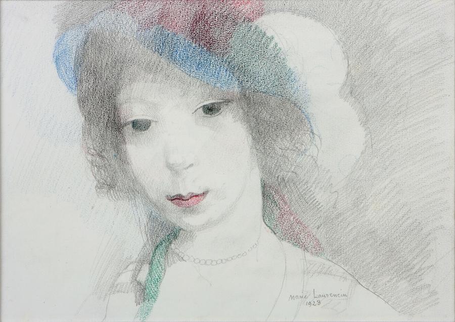marie-laurencin-autoportrait-findlay