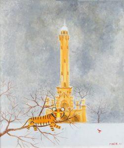 henri-maik-chicago-water-tower-sous-un-ciel-de-neige-findlay