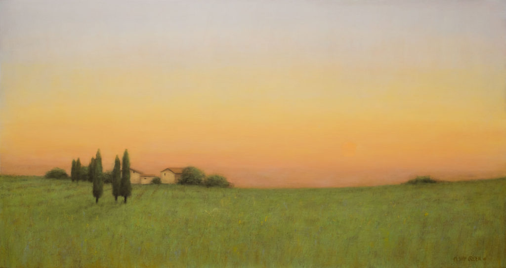 Afterglow-near-Cortona-32-x-60-Oil-on-Linen-1024x543