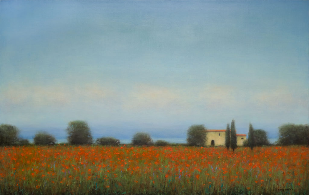 Wild-Poppies-at-Lake-Trasimeno-44-x-70-Oil-on-Linen-1024x645