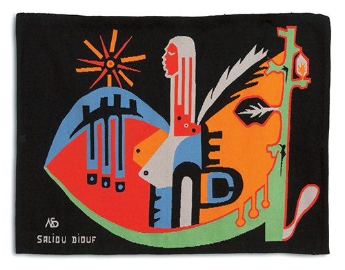 saliou-dopif-princesse-solaire-tapestry-135531