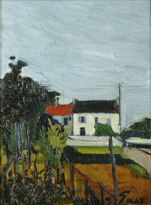 vlaminck-scene-de-village-findlay