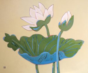 vollbracht-water-lilies-findlay-131207