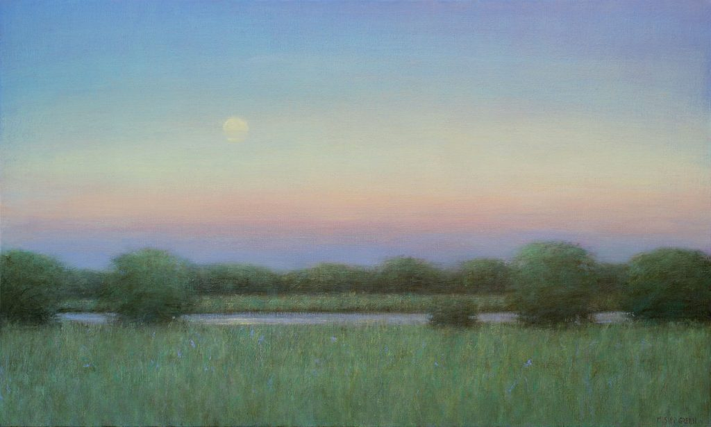 mary-sipp-green-evening-along-river-findlay