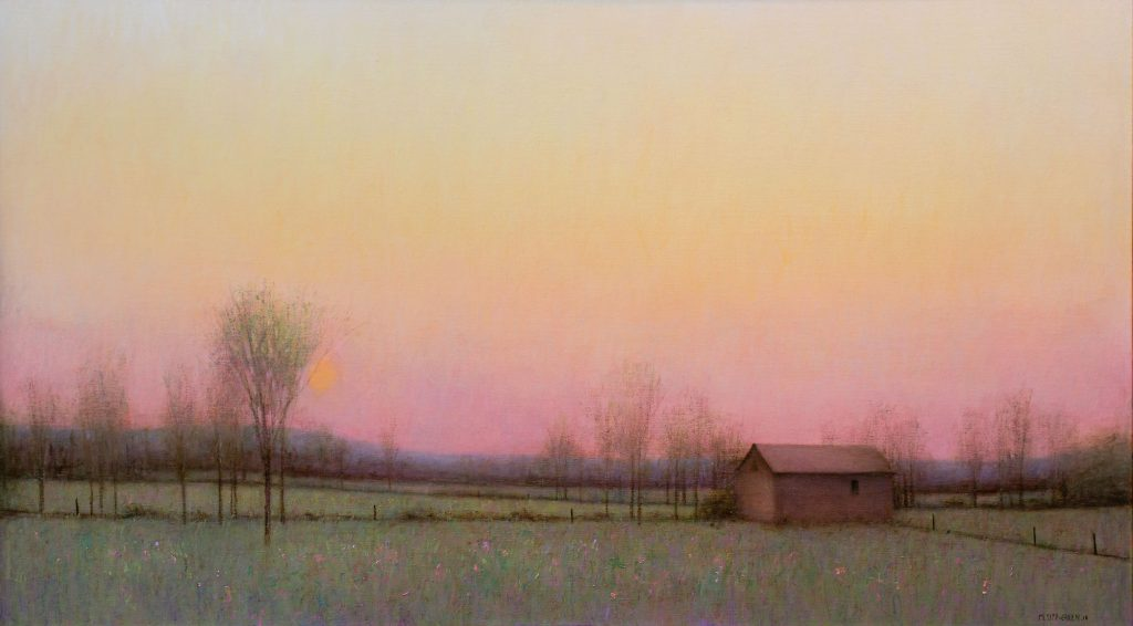 mary-sipp-green-sundown-wesleys-farm-findlay