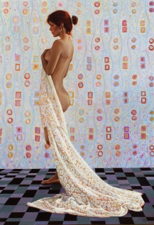lluis-ribas-homenaje-a-gustav-klimt-findlay-galleries