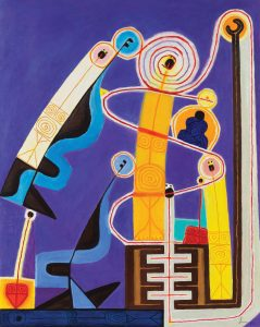 Frank-Lobdell-Pier-70-Spring-II-2002- Findlay