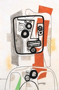 Byron-Browne-Variations-of-Haida-Masks-II-Findlay