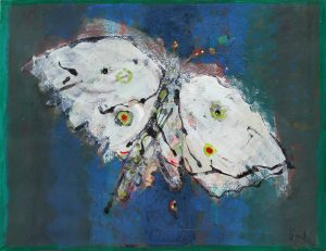 Findlay-Galleries-Gilles-Gorriti-Papillon-blanc