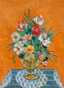 Findlay-Galleries-Gilles-Gorriti-Bouquet-de-fleurs