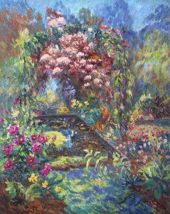 Le-petit-bassin-isabelle-de-ganay-findlay-galleries