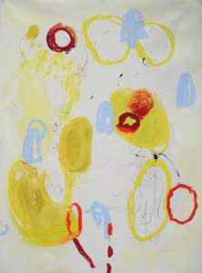findlay-galleries-priscilla-heine-Adolescence-(Red,-Yellow)
